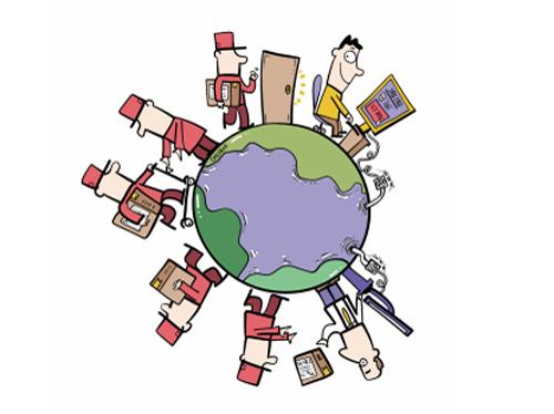 外贸企业网站如何做推广