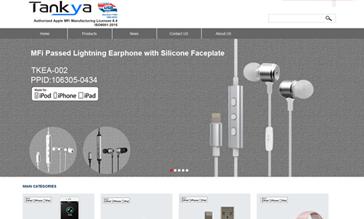 Tankya Developing Inc.